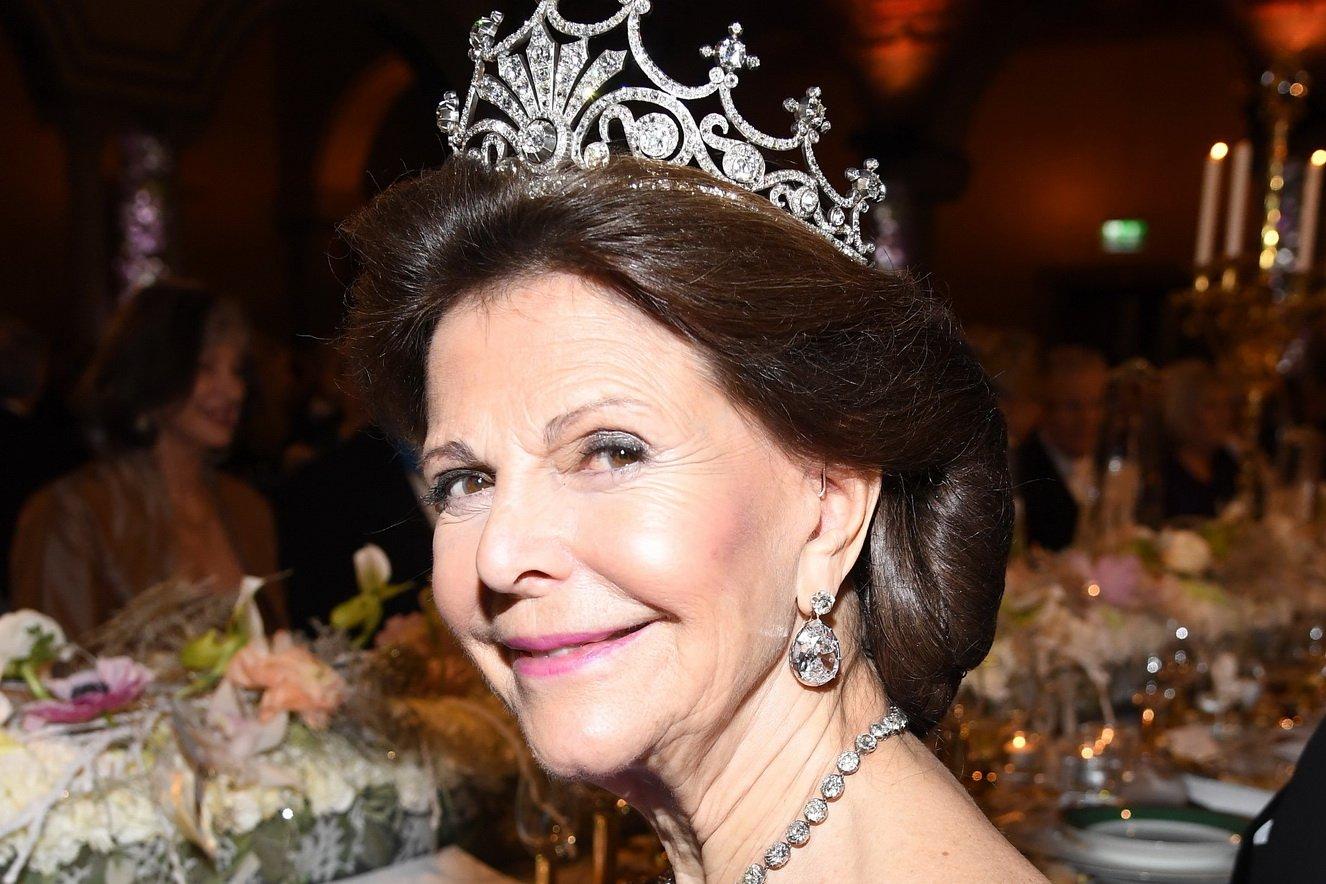 rainha silvia da suc3a9cia.jpg?resize=636,358 - Você Sabia? A família real sueca tem DNA brasileiro.