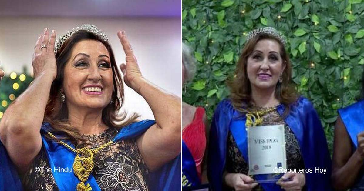 """reina.jpg?resize=300,169 - Mujer de 62 años demuestra que la belleza no tiene edad, fue coronada como la """"madura"""" más hermosa de Sao Paulo"""