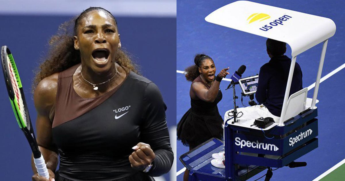 serena williams demands apology from the umpire carlos ramos as she was accused of cheating in u s open womens final.jpg?resize=636,358 - Serena Williams Demands Apology From The Umpire Carlos Ramos As She Was Accused Of Cheating In U.S. Open Women's Final