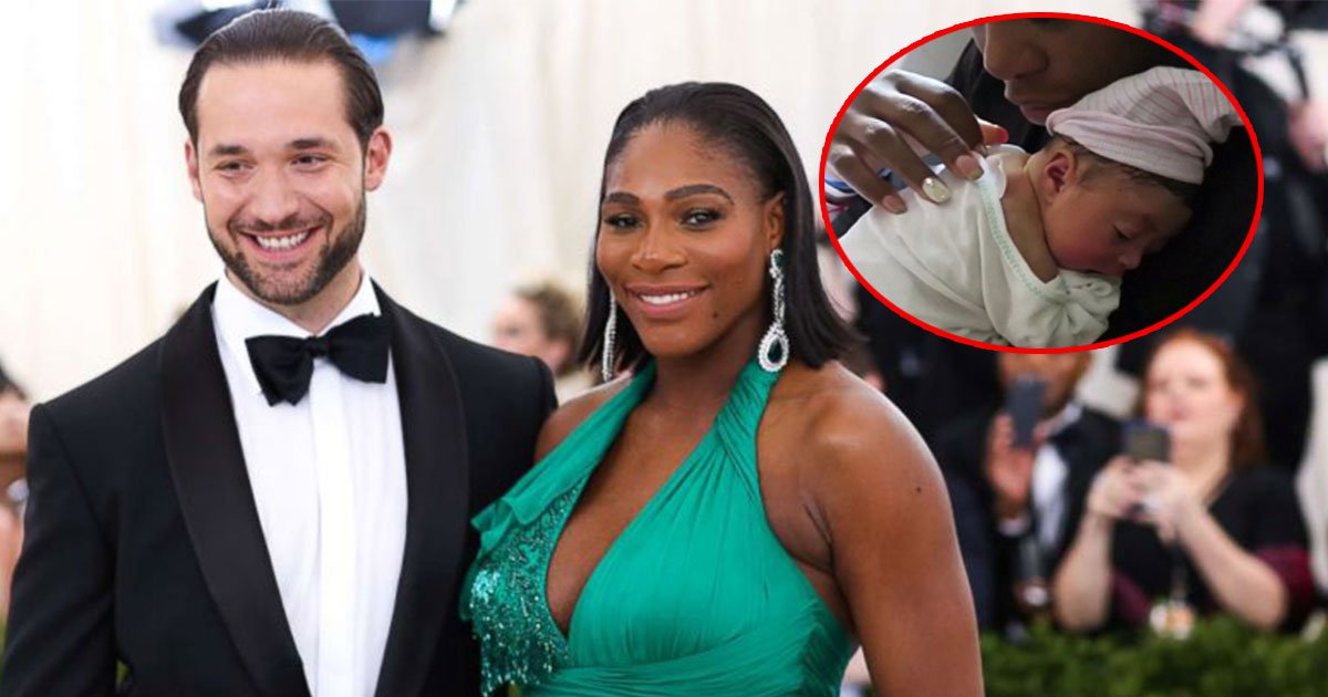 serena williams husband alexis ohanian shared a heart touching video to celebrate her return to the us open final.jpg?resize=636,358 - Serena Williams' Husband Alexis Ohanian Shared a Heart Touching Video To Celebrate Her Return To The US Open Final