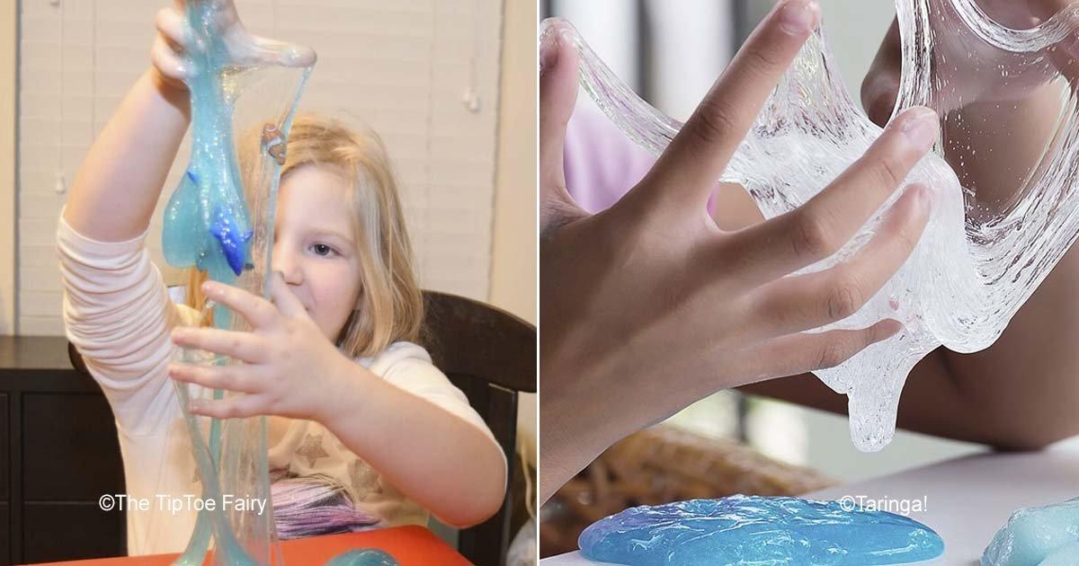 slime.jpg?resize=412,232 - ¡Advertencia a los padres de familia! Alerta de ingredientes tóxicos en un juguete para niños