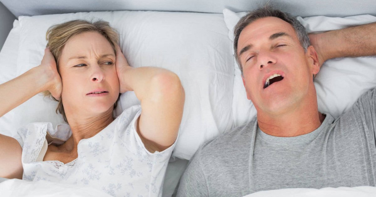 snore.png?resize=1200,630 - Empresa cria fone de ouvido inteligente que bloqueia roncos