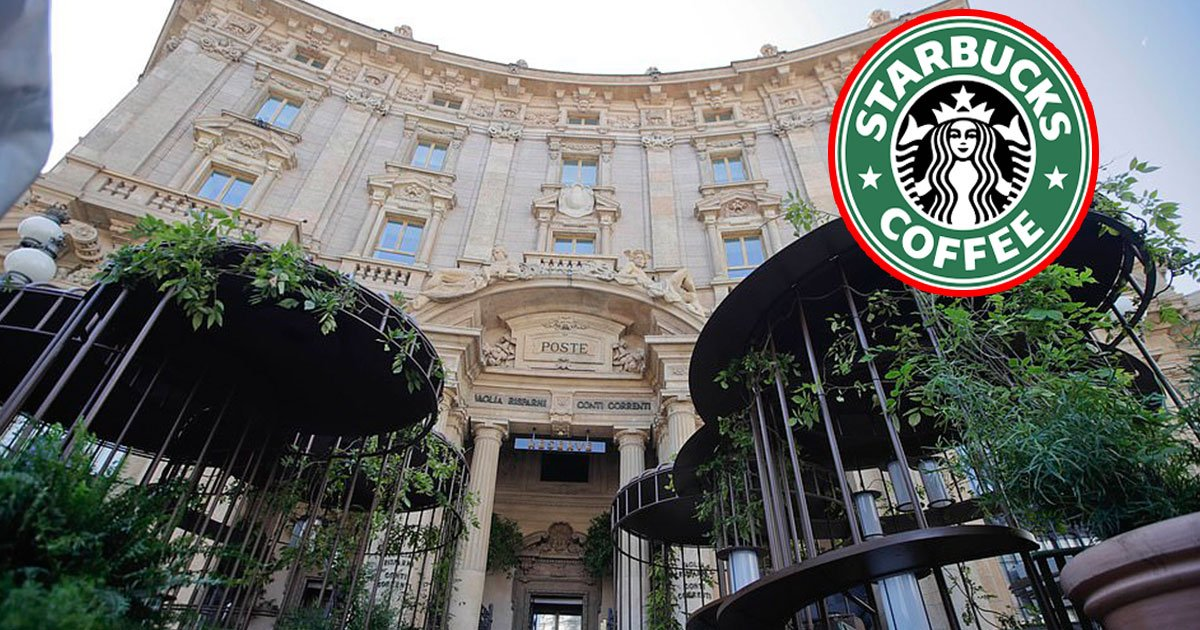starbucks opening its first ever store in italy.jpg?resize=636,358 - Starbucks Opening Its First Ever Store In Italy