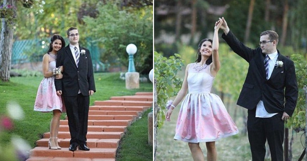 tablot6.png?resize=636,358 - A Beauty Queen Takes High School Boy With Autism To Homecoming After Classmates Pulled A Cruel Prank On Him