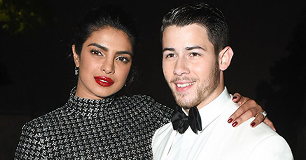 the newly engaged priyanka chopra and nick jonas at ralph lauren 50th anniversary bash.jpg?resize=636,358 - The Newly Engaged Priyanka Chopra and Nick Jonas At Ralph Lauren 50th Anniversary Bash