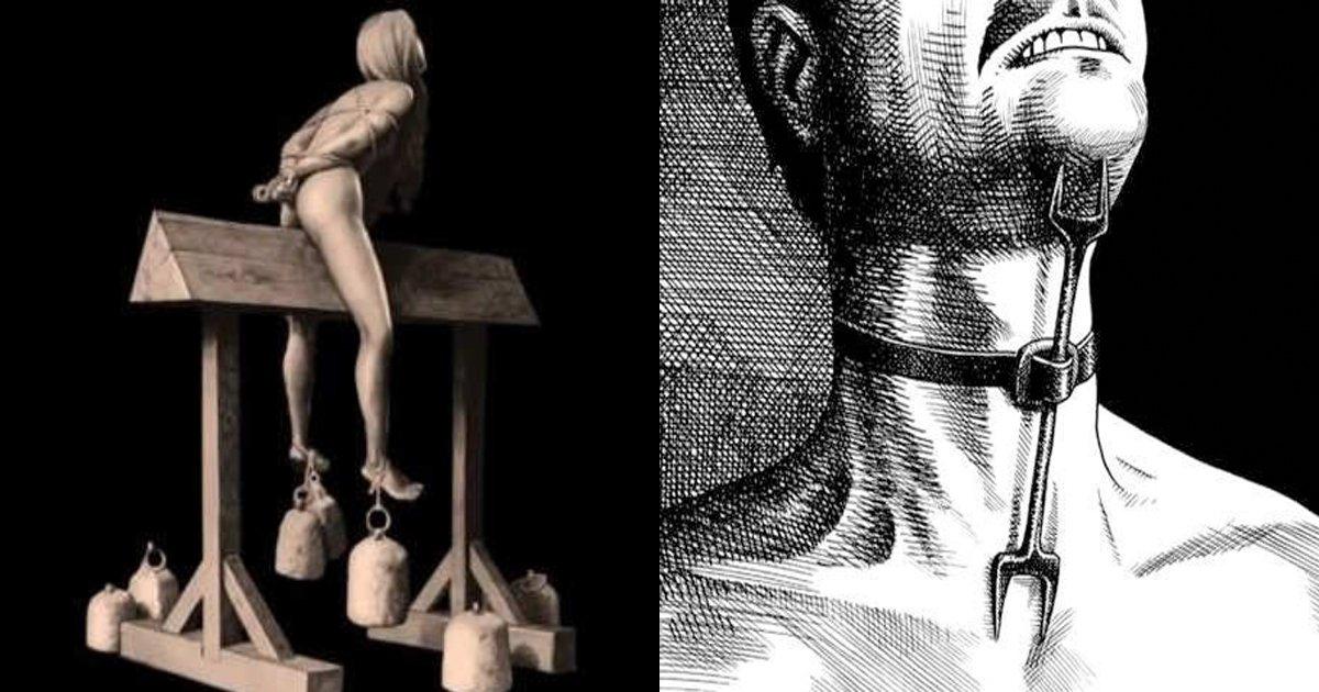 torture.jpg?resize=1200,630 - 歴史上で史上最悪だといわれている拷問まとめ!日本はまだいい方なのかも…