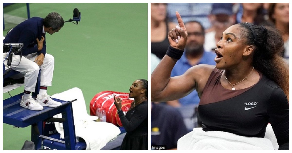 umpire.jpg?resize=636,358 - Tennis Umpires Could Boycott Future Serena Williams Matches After Her Meltdown At US Open