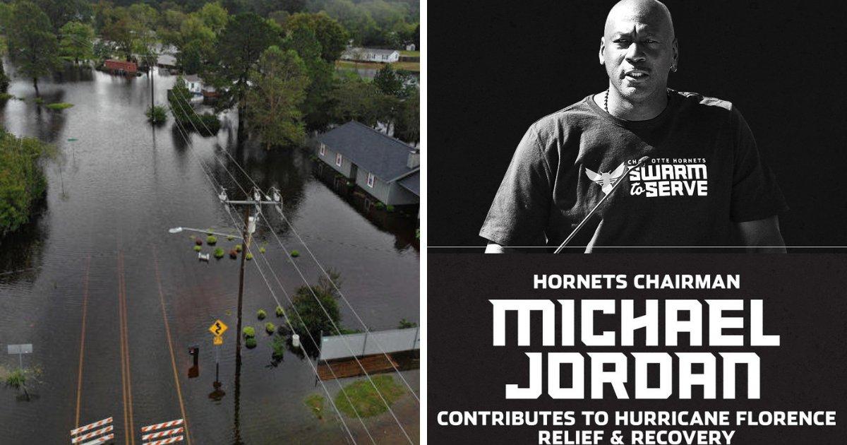 untitled design 10 2.png?resize=412,232 - Michael Jordan Donates $2 Million To Hurricane Florence Victims