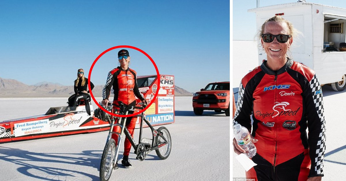 untitled design 14 2.png?resize=412,232 - Female Cyclist Reaches 183 MPH And Sets New World Record!