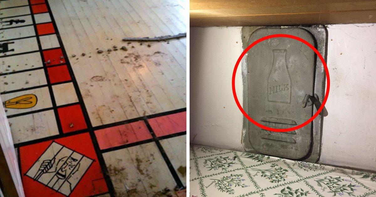 untitled design 16.png?resize=366,290 - Les gens partagent en photos les choses surprenantes laissées par les précédents locataires de leur logement.