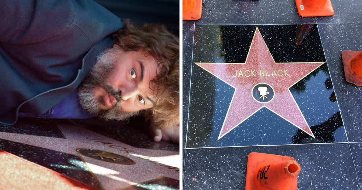 untitled design 17 2.png?resize=412,232 - Actor Jack Black Lands A Star On Hollywood Walk Of Fame!