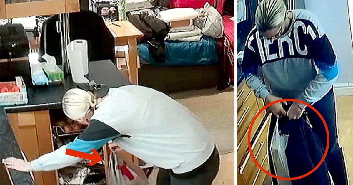 untitled design 40.png?resize=648,365 - [Vidéo] Une aide à domicile arrêtée pour avoir volé l'une de ses patientes gravement malade.