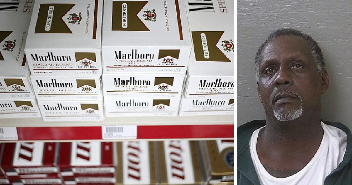 untitled design 47 1.png?resize=636,358 - Man Sentenced To 20 YEARS In Prison After Stealing 10 Cartons Of Cigarettes