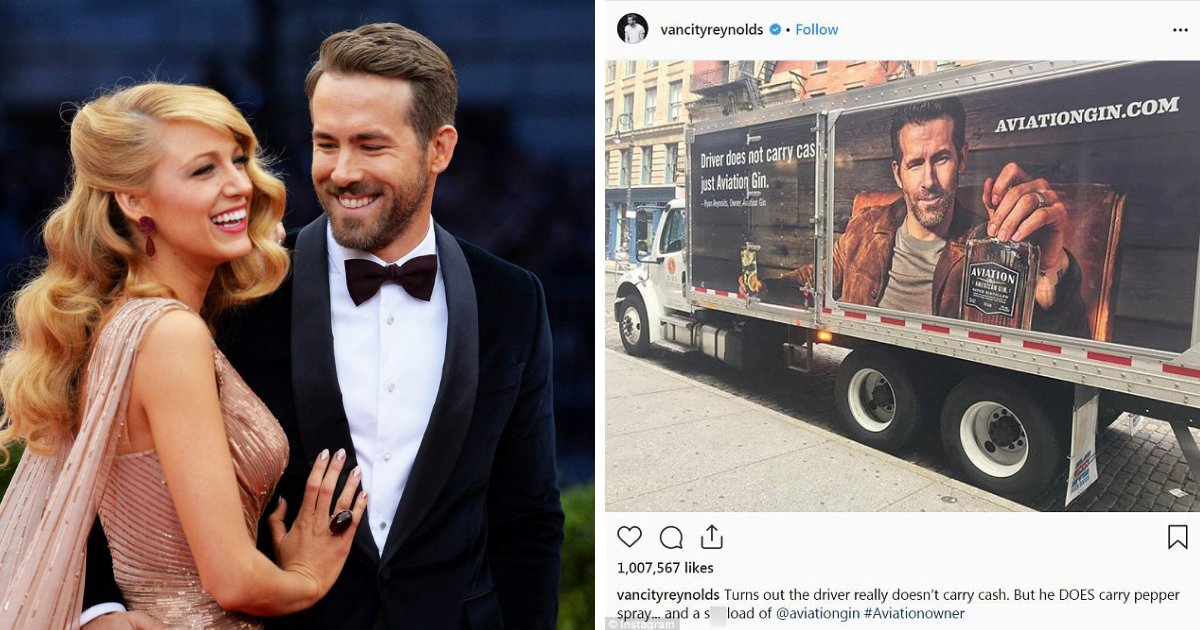 untitled design 6 1.png?resize=636,358 - Ryan Reynolds And Blake Lively Share Funny Social Media Exchange On Their 6-Year Anniversary