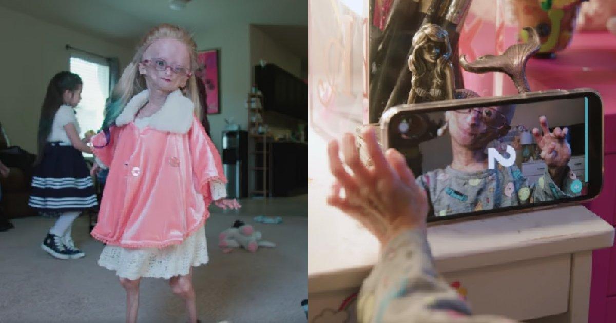 vonvone5b081e99da2 01 7.png?resize=648,365 - 11歲女孩罹患罕見疾病「早衰症」,仍活出像公主一樣、超級網紅的幸福人生