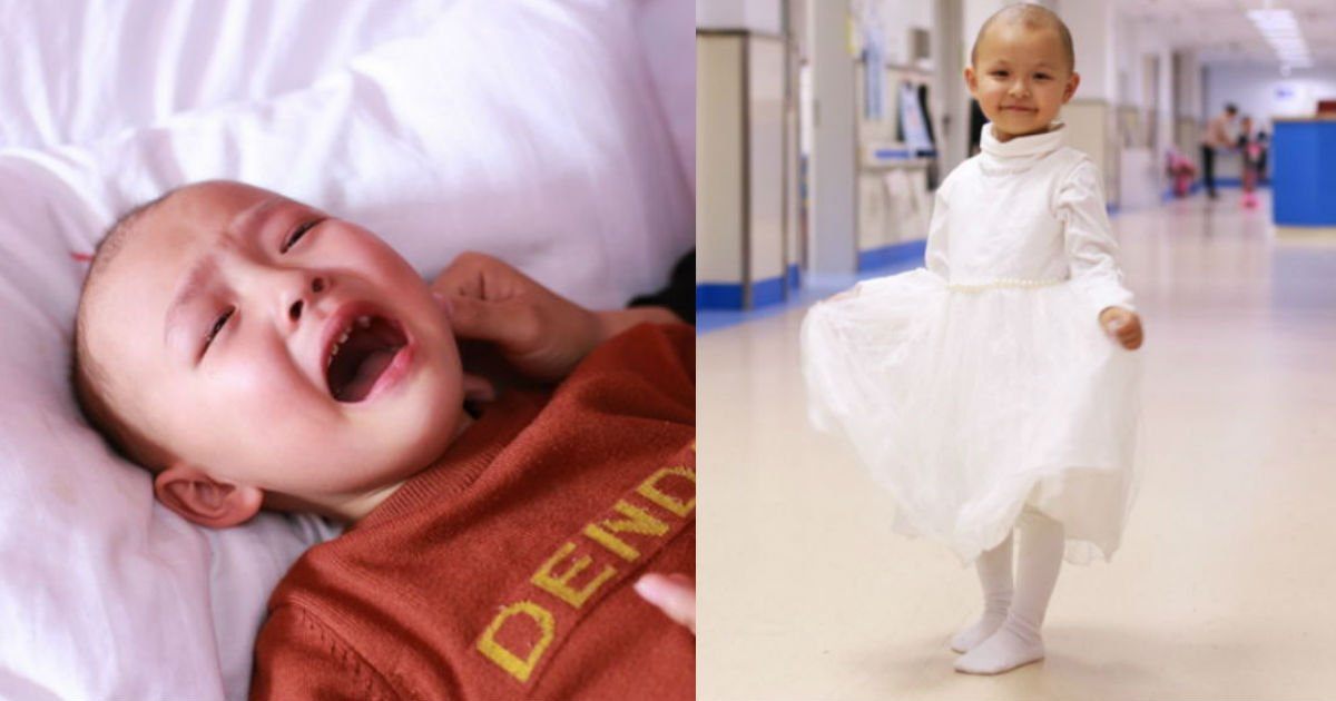1 184.jpg?resize=636,358 - 「私が天国に行っても天使になって守ってあげるね」...白血病の4歳の娘がしてくれた最後の約束