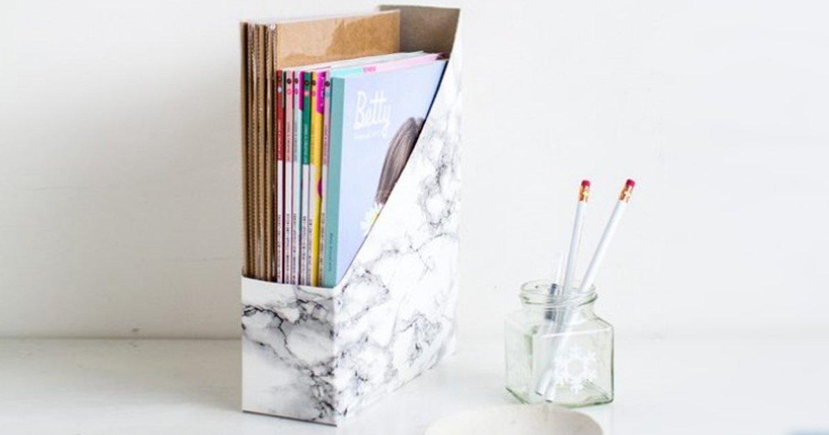 1 192.jpg?resize=412,232 - 15 Ideas sencillas de cajas de cartón que harán tu casa más acogedora
