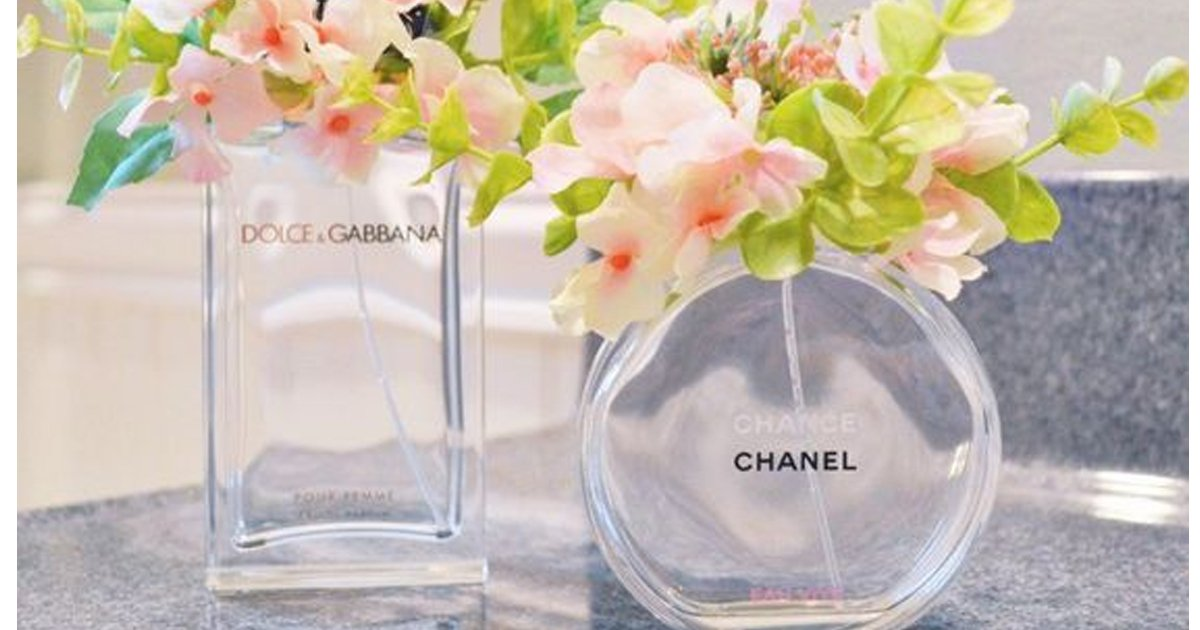 10 105.jpg?resize=1200,630 - 15 Ways To Upcycle Perfume Bottles