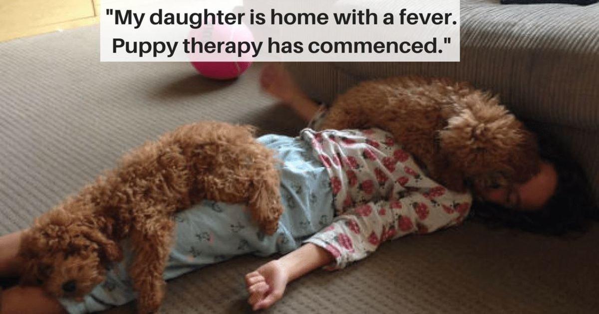 10 61.jpg?resize=1200,630 - 15 Photos Prove Every Kid Needs A Dog