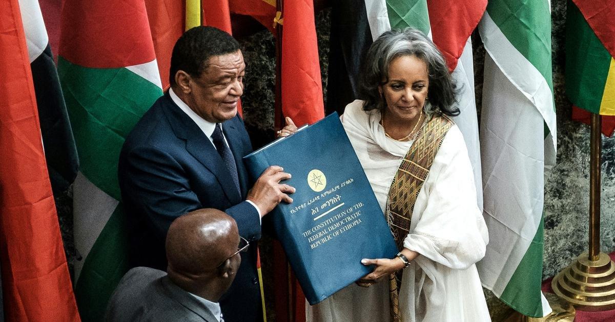 103994 jrtwarqzwp 1540477887 1.jpg?resize=1200,630 - Éthiopie : Sahle-Work Zewde nommée Présidente