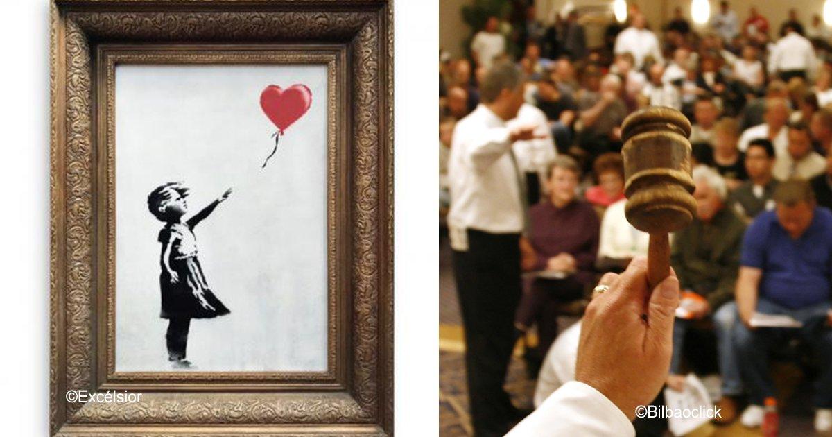 12 42.jpg?resize=648,365 - Esta obra se vendió a más de 1 millón de dólares y después se destruyó frente al público