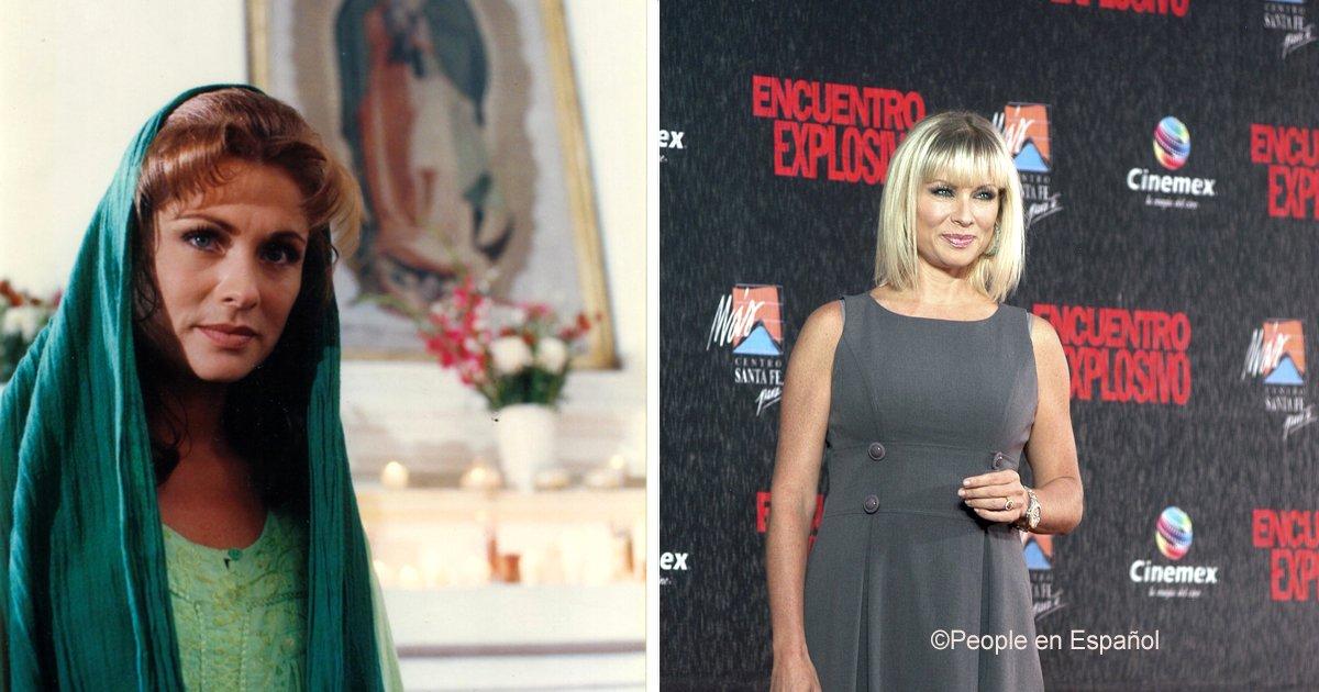 """12 7.jpg?resize=300,169 - A 21 años del estreno de la telenovela """"Esmeralda"""", así luce Leticia Calderon"""
