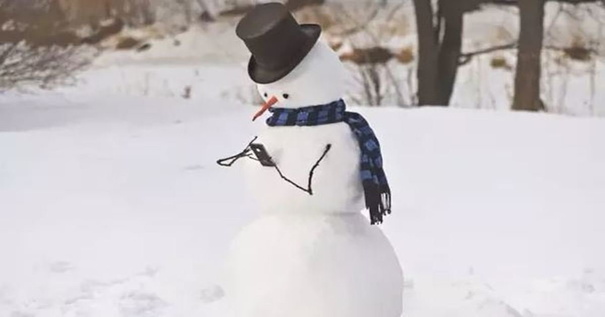 14 75.jpg?resize=1200,630 - 20 Hilarious Snowmen Designs from People Who Decided to Get Creative