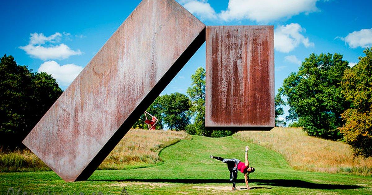 14 76.jpg?resize=1200,630 - 20+ Increíbles esculturas que desafían la ley de la gravedad