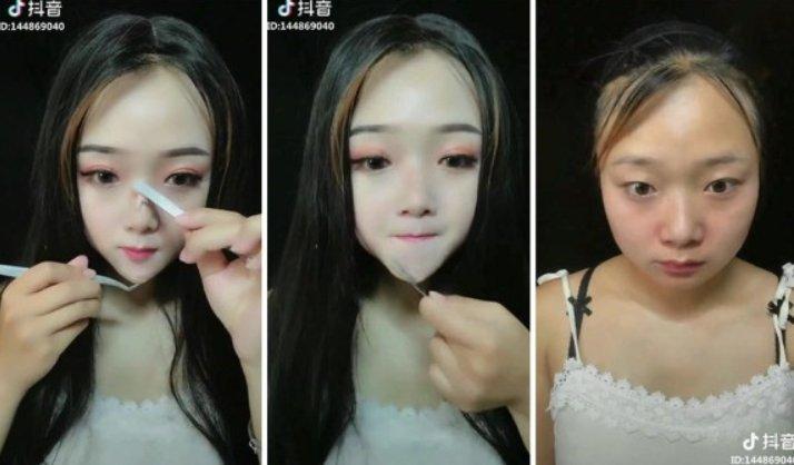 180928 106.jpg?resize=300,169 - 微整醫美退流行!?現在中國最火的是能直接改變臉型的「雕塑黏土」