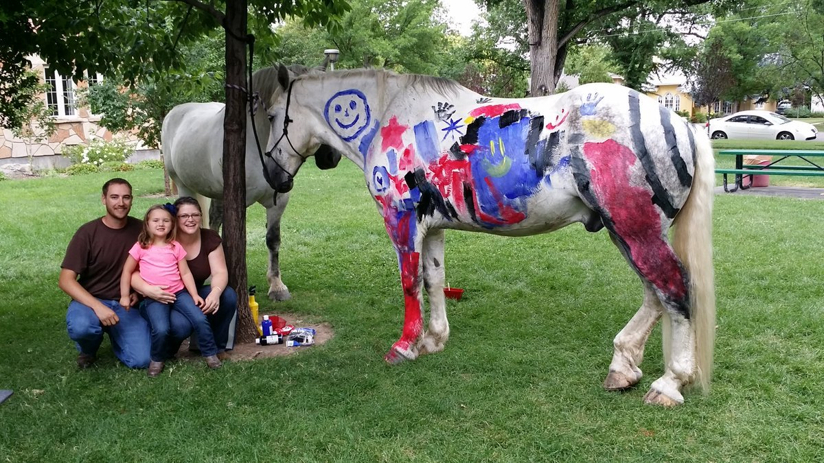 180928 202.jpg?resize=300,169 - 為拍出美照竟在馬身上塗鴉?「手繪彩虹小馬」歐美大流行,動保人士超暴怒!