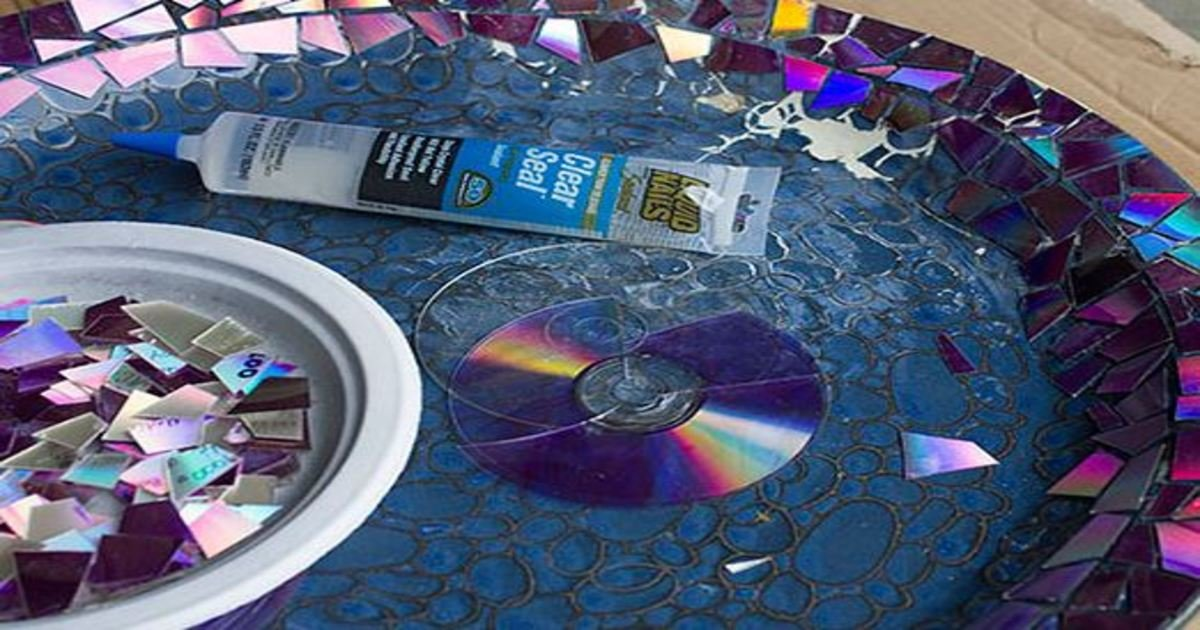 34.jpg?resize=412,232 - 21+ Brilliant DIY Ideas How To Recycle Your Old CDs