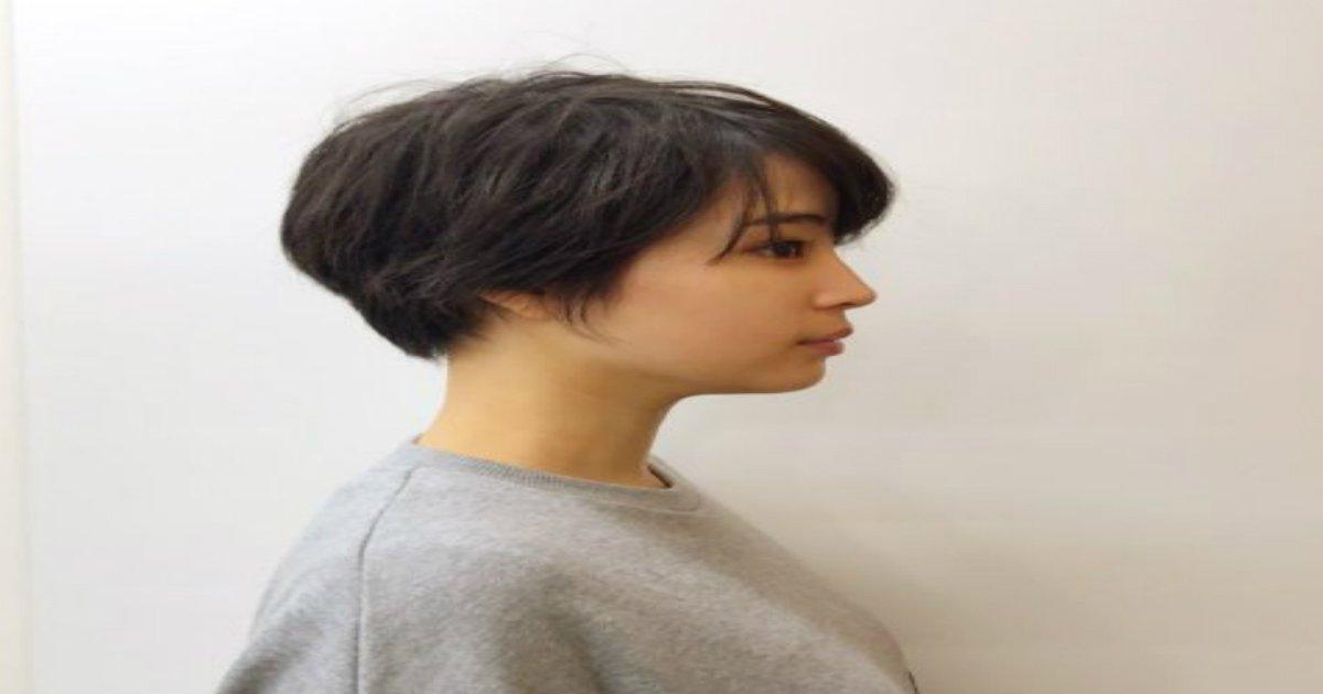 5 106.jpg?resize=574,582 - ショートヘアの芸能人女性ランキングTOP20!可愛くて真似したい髪型が見つかるかも?