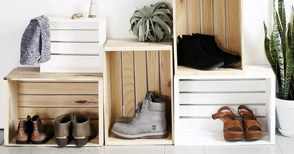 5 67.jpg?resize=636,358 - 16 Brillantes ideas para ordenar todos tus zapatos