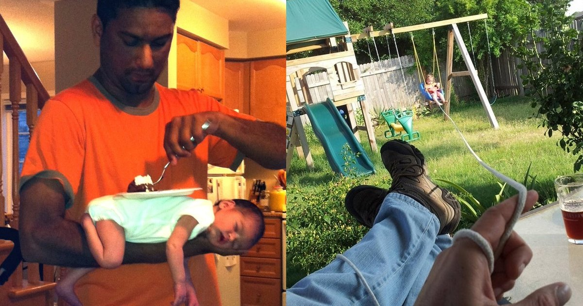 9 167.jpg?resize=1200,630 - 28 Pics That Prove a Dad's Ingenuity Knows No Limits