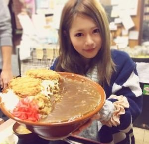 「大森砂奈 大食い」の画像検索結果