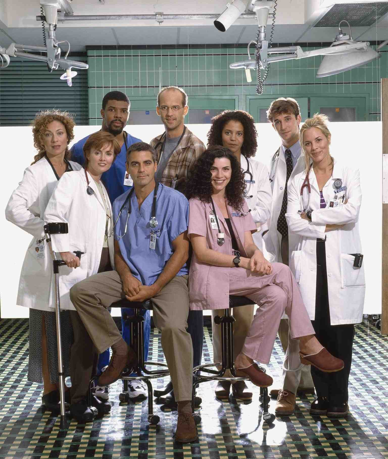 「ER緊急救命室 ドラマ」の画像検索結果