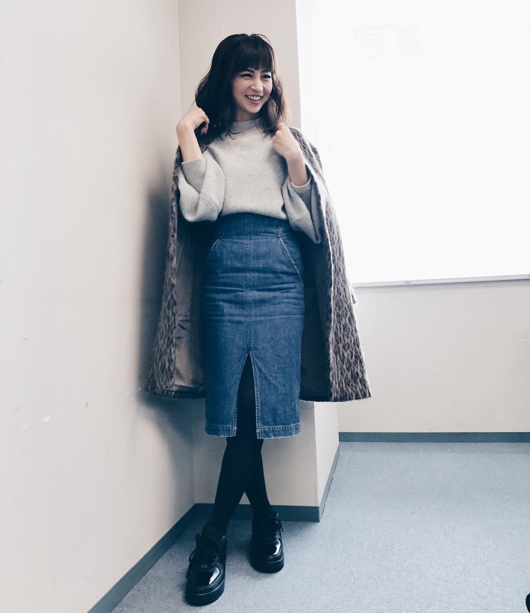 「安田美沙子 私服」の画像検索結果