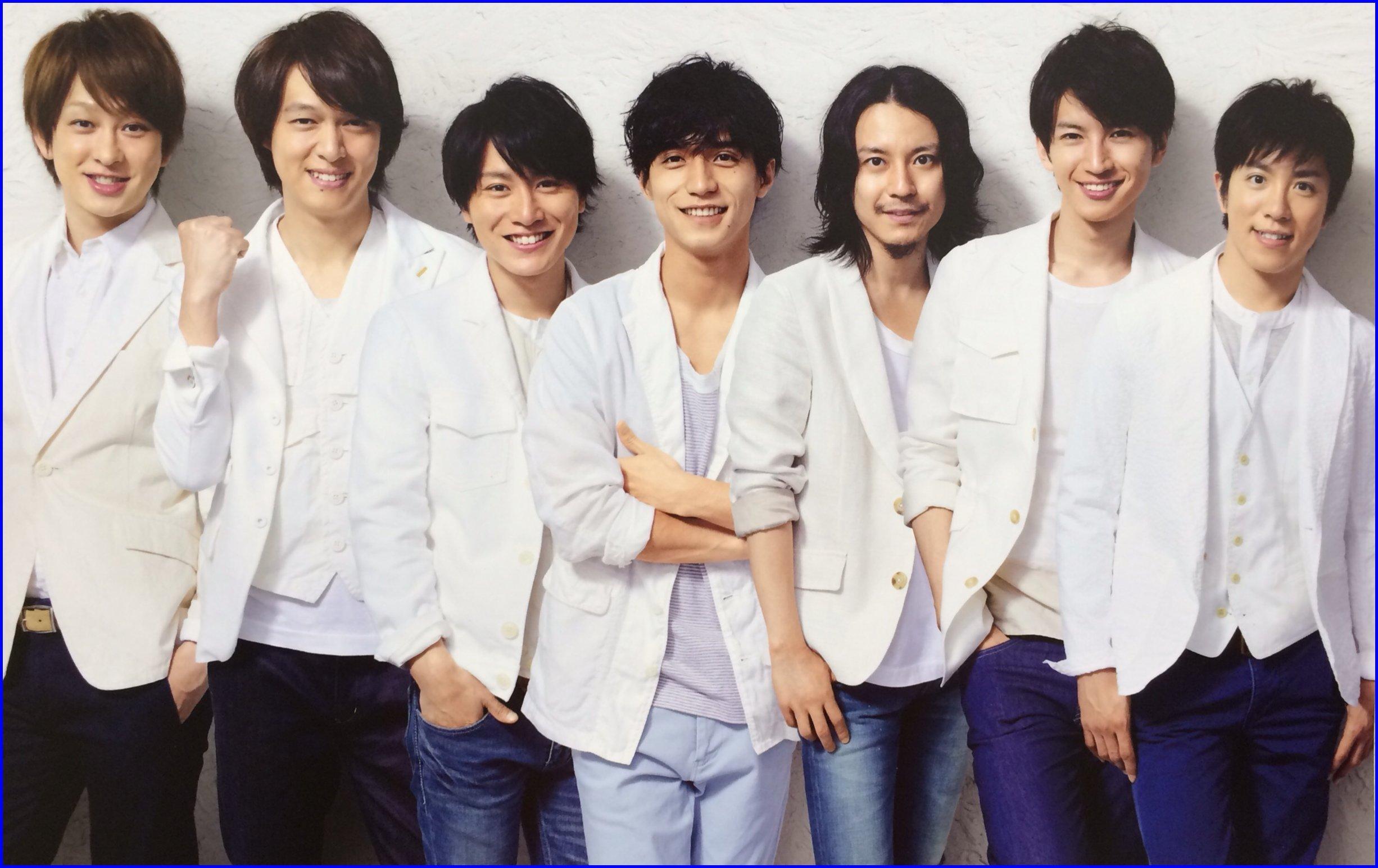 「関ジャニ∞」の画像検索結果