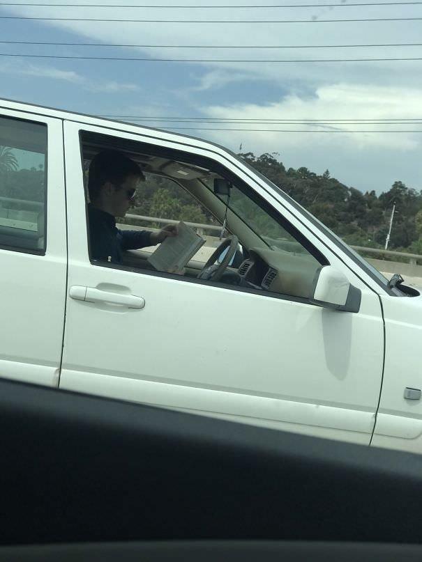 Driving As An Intellectual