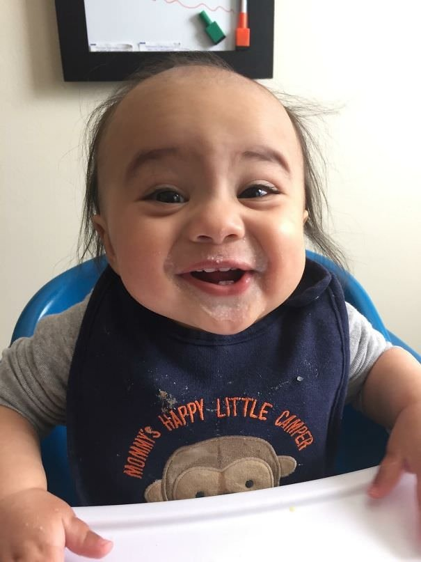 My Son Used To Look Like Danny Devito