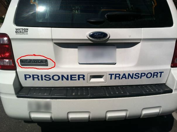 """My Very First Post. Saw This At Work Today, Thought It Was The Very Definition Of """"Ironic"""""""