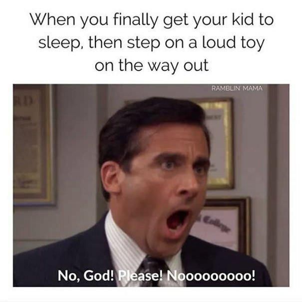 Funny parenting memes