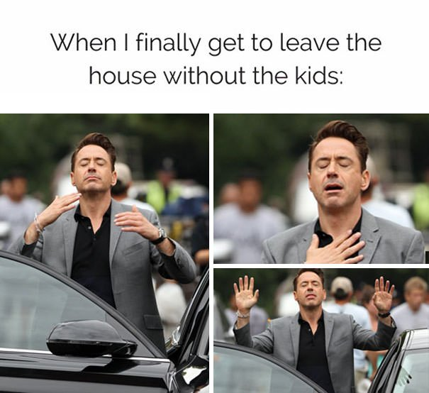Funny parenting memes