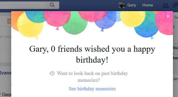 Thank You, Facebook