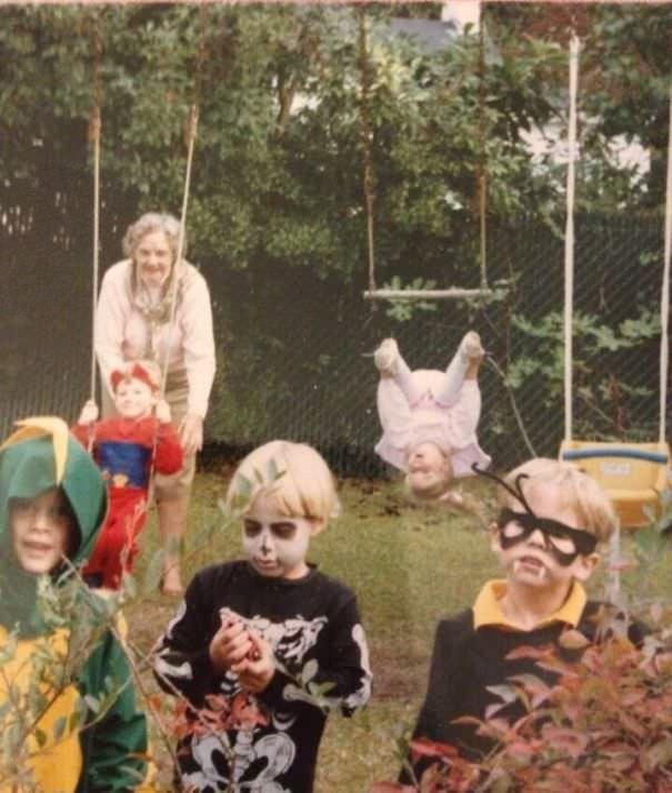 Halloween 1989. That