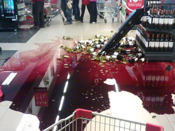 Wine Tragedy