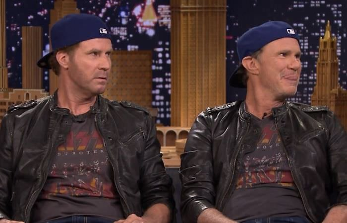 Will Ferell And Chad Smith