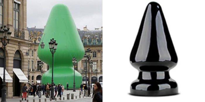 Paul Mccarthy Sculpture = Oh! Dear!