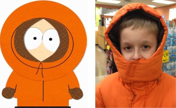 My Son & Kenny From South Park