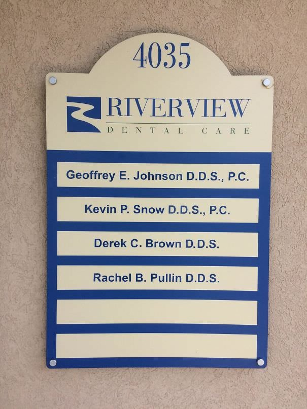 Rachel Has The Perfect Name For A Dentist